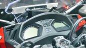 2018 Honda CBR650F instrument cluster at 2018 Auto Expo