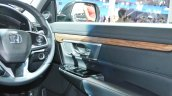2018 Honda CR-V door trim at Auto Expo 2018
