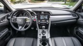 2018 Honda Civic diesel interior dashboard