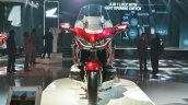 2018 Honda Goldwing Tour front at 2018 Auto Expo