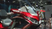 2018 Honda Goldwing Tour headlights at 2018 Auto Expo