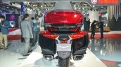 2018 Honda Goldwing Tour rear at 2018 Auto Expo