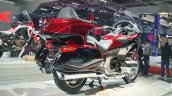 2018 Honda Goldwing Tour rear right quarter at 2018 Auto Expo