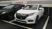 2018 Honda Vezel (2018 Honda HR-V) front three quarters left side