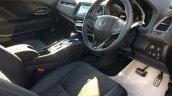 2018 Honda Vezel (2018 Honda HR-V) interior dashboard