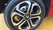 2018 Honda Vezel (2018 Honda HR-V) wheel