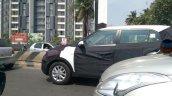 2018 Hyundai Creta (facelift) profile spy shot