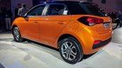 2018 Hyundai i20 (facelift) Passion Orange with Black at Auto Expo 2018
