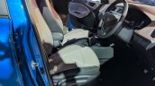 2018 Hyundai i20 (facelift) front seats at Auto Expo 2018
