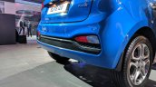 2018 Hyundai i20 (facelift) rear bumper at Auto Expo 2018