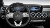 2018 Mercedes A-Class dashboard driver side