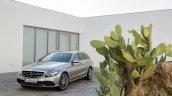 2018 Mercedes C-Class Estate (facelift) front three quarters static