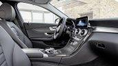 2018 Mercedes C-Class Estate (facelift) interior