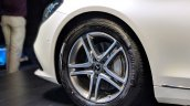 2018 Mercedes S-Class alloy wheel