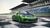 2018 Porsche 911 GT3 RS (facelift) front three quarters right side
