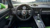 2018 Porsche 911 GT3 RS (facelift) interior dashboard driver side