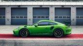 2018 Porsche 911 GT3 RS (facelift) profile