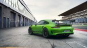 2018 Porsche 911 GT3 RS (facelift) rear three quarters left side