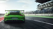 2018 Porsche 911 GT3 RS (facelift) rear