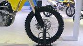 2018 Suzuki RM-Z250 front wheel at 2018 Auto Expo