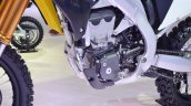2018 Suzuki RM-Z450 engine at 2018 Auto Expo