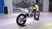 2018 Suzuki RM-Z450 rear right quarter at 2018 Auto Expo