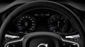 2018 Volvo V60 instrument panel