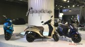 2018 Yamaha Fascino at 2018 Auto Expo