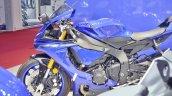 2018 Yamaha YZF-R1 left fairing at 2018 Auto Expo