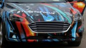 2019 Ford Focus camouflage nose
