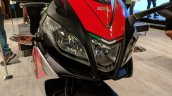 Aprilia RS 150 headlight at 2018 Auto Expo