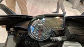 Aprilia RS 150 instrument cluster at 2018 Auto Expo