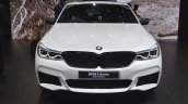 BMW 6 Series Gran Turismo front at Auto Expo 2018