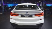 BMW 6 Series Gran Turismo rear at Auto Expo 2018