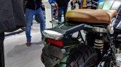 BMW R nineT Scrambler tail light at 2018 Auto Expo