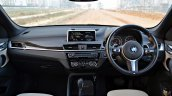 BMW X1 M Sport review dashboard