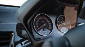 BMW X1 M Sport review instrument console