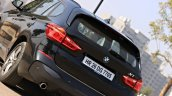 BMW X1 M Sport review rear section
