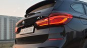 BMW X1 M Sport review tail low