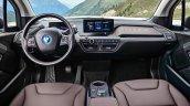 BMW i3 S interior dashboard