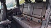 BMW i3 S rear seats