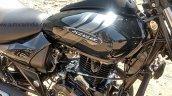 Bajaj Avenger 180 Street spied again Black fuel tank