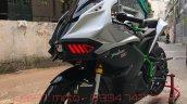 Bajaj Pulsar RS200 H2R mod headlight cowl