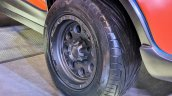 Custom Mahindra KUV100 Adventure Edition wheel