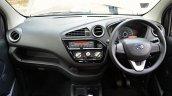 Datsun redi-GO 1.0 AMT dashboard