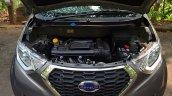 Datsun redi-GO 1.0 AMT engine