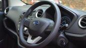 Datsun redi-GO 1.0 AMT steering wheel