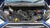 Ford EcoSport Petrol AT review engine