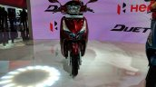 Hero Duet 125 front at 2018 Auto Expo