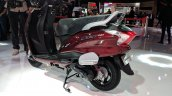 Hero Duet 125 rear left quarter at 2018 Auto Expo